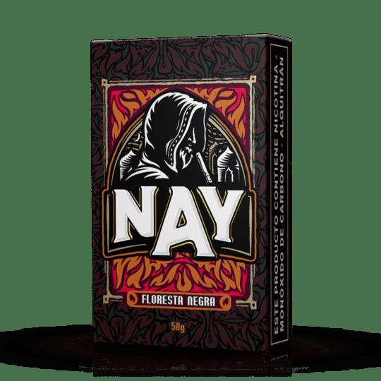 Essência Narguile Nay Floresta Negra Spells 50g  - ShopNoroeste.com.br