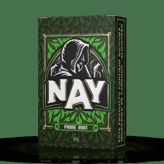 Essência Narguile Nay Prime Mint 50g   - ShopNoroeste.com.br