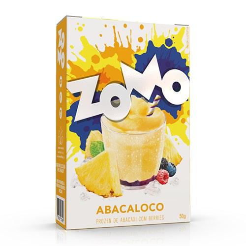 Essência Narguile Zomo Abacaloco 50g  - ShopNoroeste.com.br