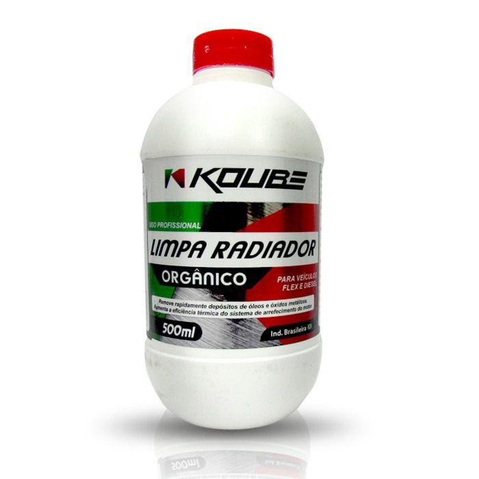 Limpa Sistema de Arrefecimento Orgânico Koube 500ml  - ShopNoroeste.com.br