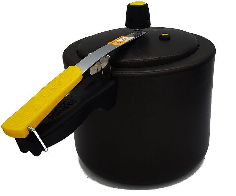 Panela de Pressão 7 Litros Antiaderente Marflon - Marlux  - ShopNoroeste.com.br
