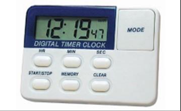 Timer + Relogio + Cronometro  - Master Diagnóstica