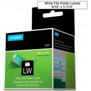 Etiqueta Dymo 30327 Labelwriter Para Arquivos 14x87mm