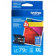Cartucho de Tinta Brother LC-79C Ciano MFCJ6510