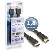 Cabo HDMI – HDMI Flat Elgin 1.8m