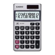 Calculadora Casio SX-320P 12 dígitos Solar Prata