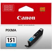 Cartucho de Tinta Canon CLI-151C Ciano