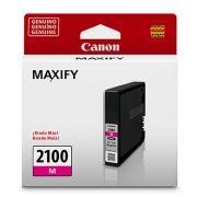 Cartucho de Tinta Canon PGI-2100M Magenta MB5310