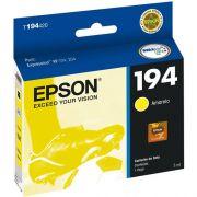 Cartucho de Tinta Epson T194420 Amarelo XP204 XP214