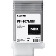 Cartucho De Tinta Mate Preto Canon PFI-107MBK