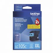 Cartucho Jato de Tinta Brother LC-105C Ciano MFCJ6520