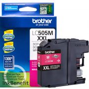 Cartucho Magenta Brother LC-505M MFC-J200 DCP-J105