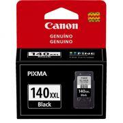 Cartucho Preto Canon PG-140XXL MX371 MX431 MG2110 MG3210