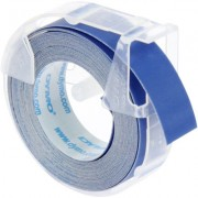Fita para rotulador manual Dymo 9mm x 3,6m Azul