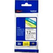 Fita Rotulador Brother Tze-231 12mm Preto/Branco