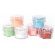 Glitter Silhouette - 6 Cores - Pastéis