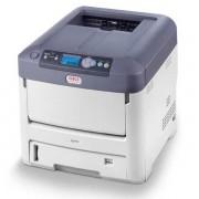 Impressora Oki C711WT Toner Branco A4