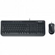 Kit Teclado e Mouse Microsoft Wired 600 APB-00005