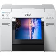 Minilab Impressora de Fotos Epson Surelab D870 Com Kit de Cartuchos