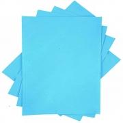 Papel Havir Subli Unique 90g A4 500 Folhas Fundo Azul Azulão