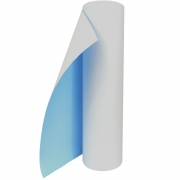 Papel Havir Subli Unique Bobina 61cm x 50m 92g Fundo Azul