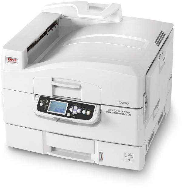 Impressora Laser A3 Colorida Okidata C910