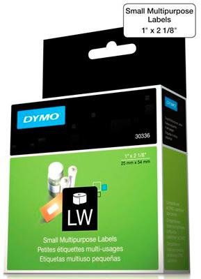 Etiqueta Dymo 30336 Labelwriter  25x54mm