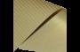 Papel de Scrap Listrado Dourado Cintilante Mimo - SVC LASER
