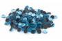 Pedra Rhinestone Azul Aqua 3 mm - Silhouette - SVC LASER