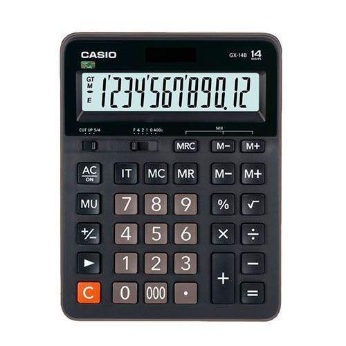 Calculadora Casio Extra Large Solar 14 Dig GX-14B