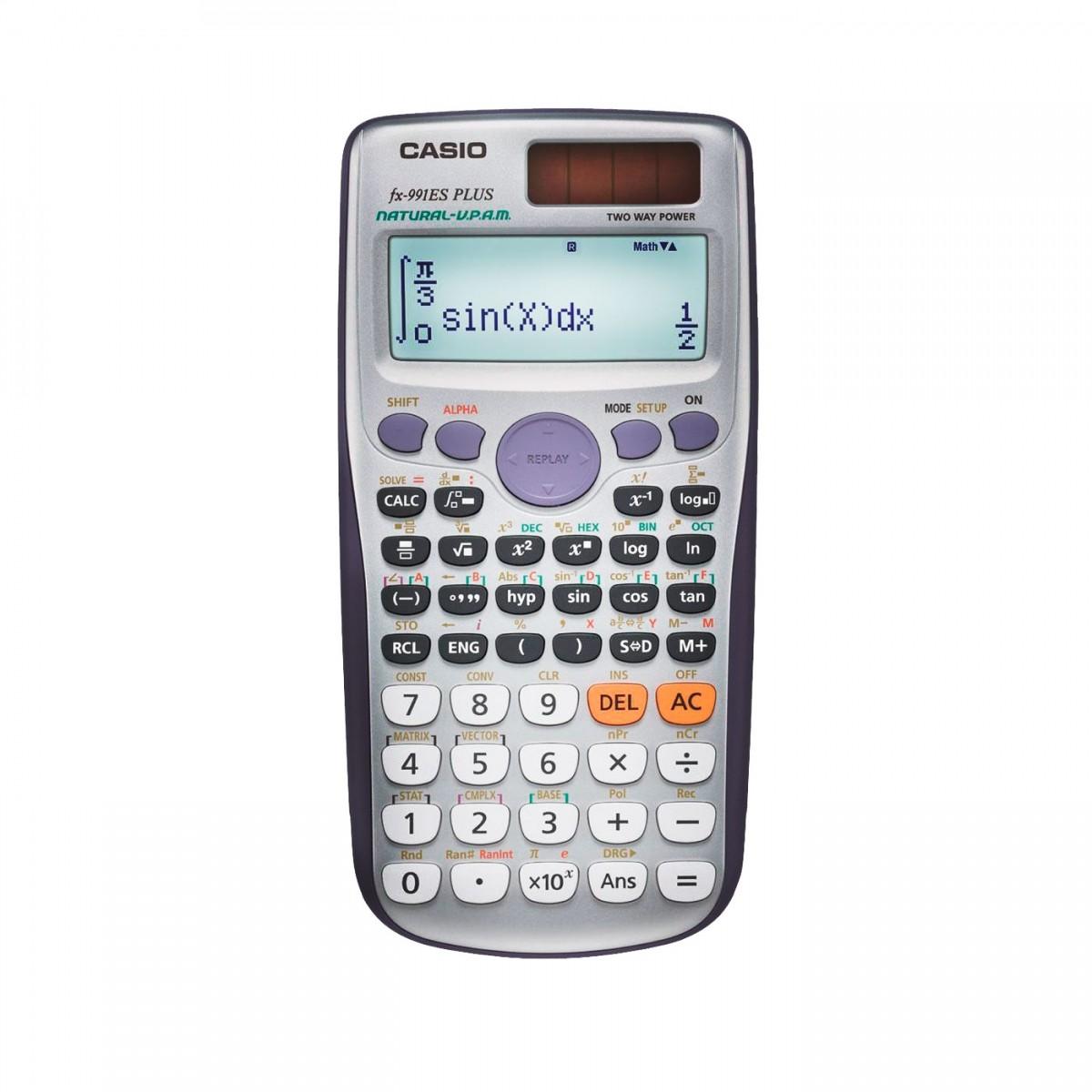 Calculadora Casio Fx 991ES Plus