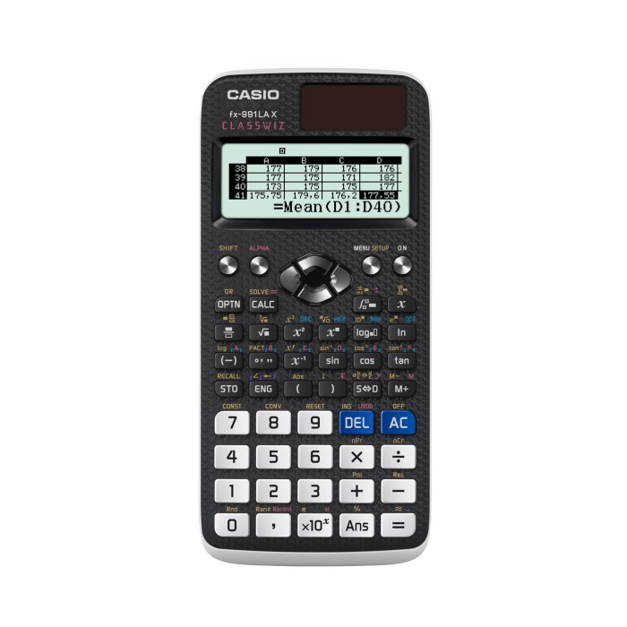 Calculadora Casio FX 991LAX