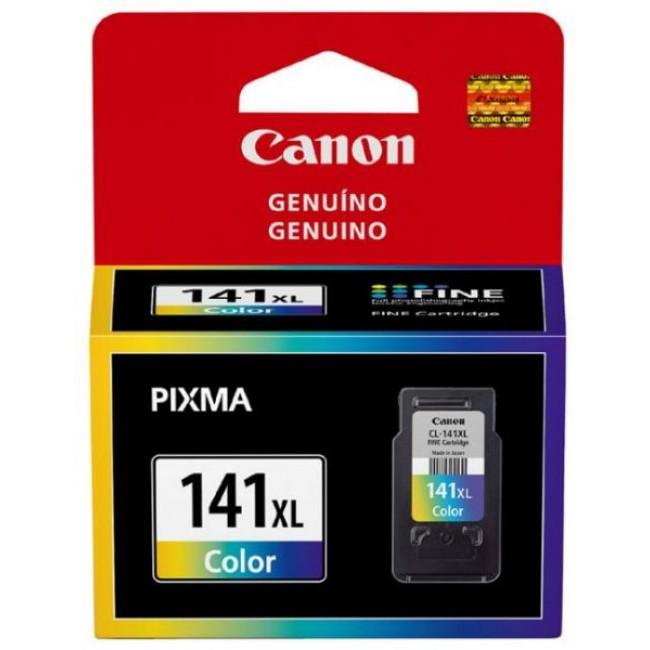 Cartucho de Tinta Canon CL-141XL Color de Alto Rendimento