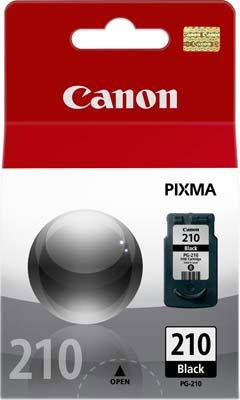 Cartucho de Tinta Canon PG-210 Preto