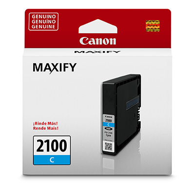 Cartucho de Tinta Canon PGI-2100C Ciano MB5310