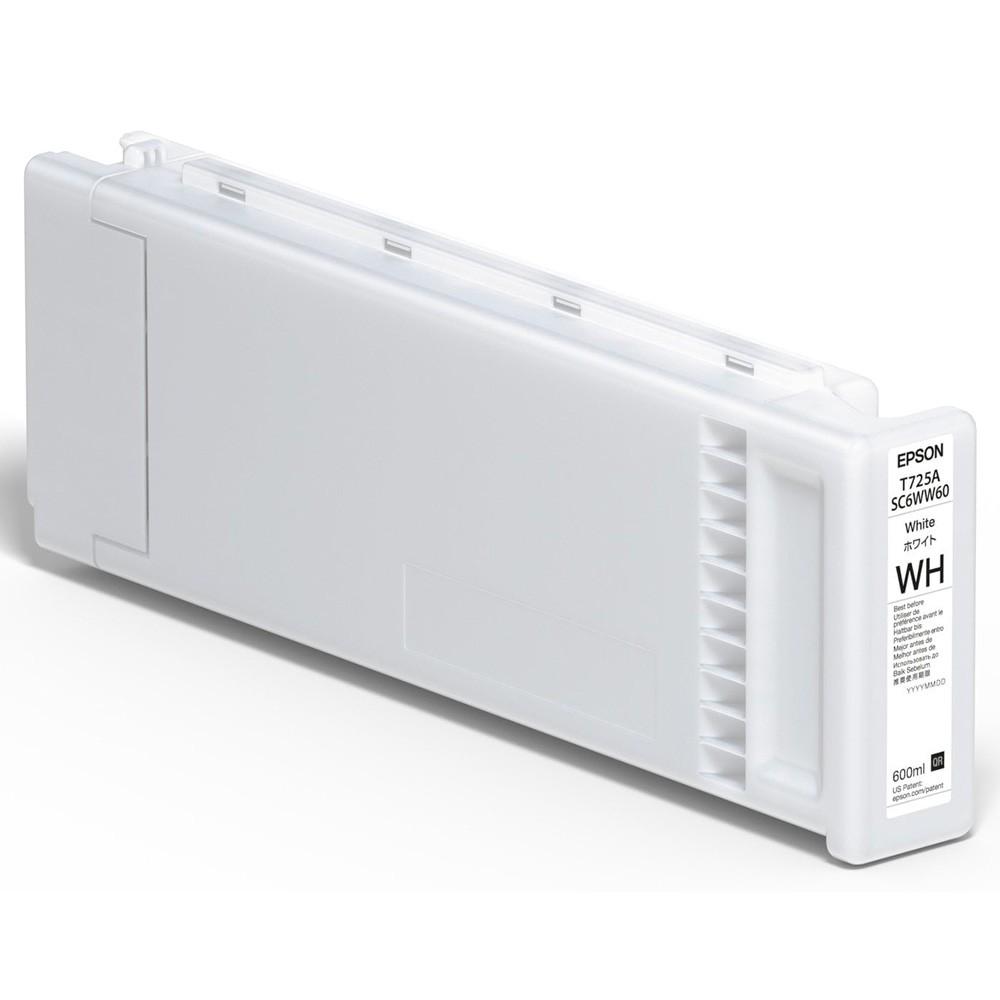 Cartucho de Tinta DTG Epson T725 Branco F2000 F2100