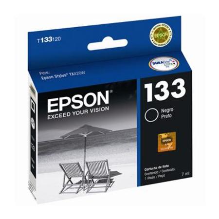 Cartucho de Tinta Epson T133120 Preto T235W 420W 430W TX320F