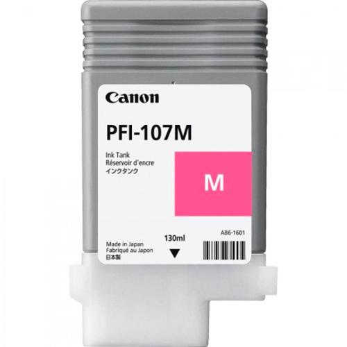 Cartucho De Tinta Magenta Canon PFI-107M