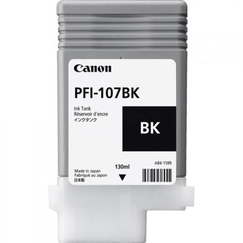 Cartucho de Tinta Preto Canon PFI-107BK