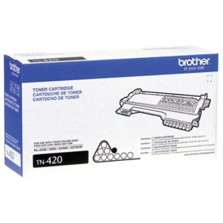 Cartucho de Toner Brother TN420 HL2240 DCP7065