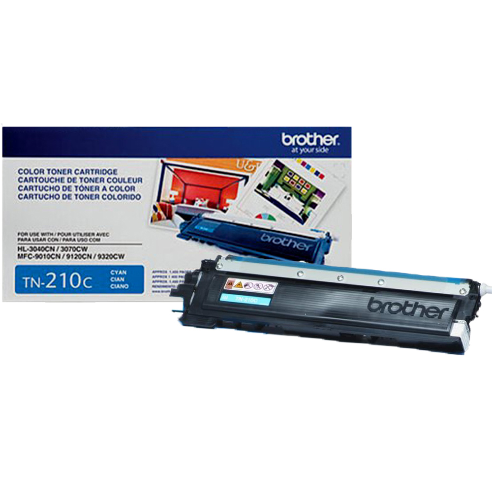 Cartucho de Toner Ciano Brother TN-210C HL3040 MFC9320