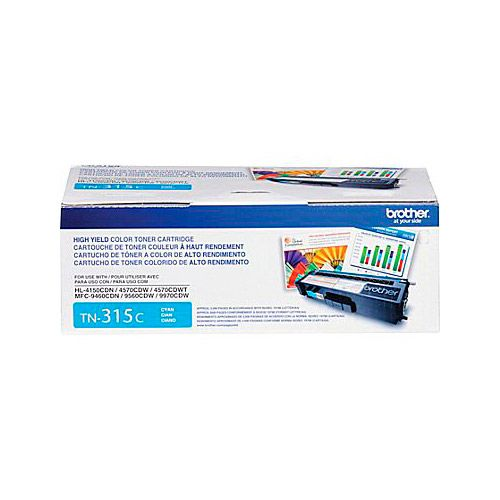Cartucho de Toner Ciano TN-315C Brother HL4150 MFC9460
