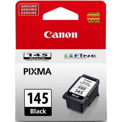 Cartucho Preto Canon PG-145 p/ MG2410 MG2910