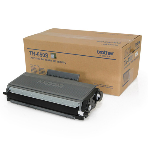 Cartucho Toner Brother TN-650 Preto HL5350 DCP8085