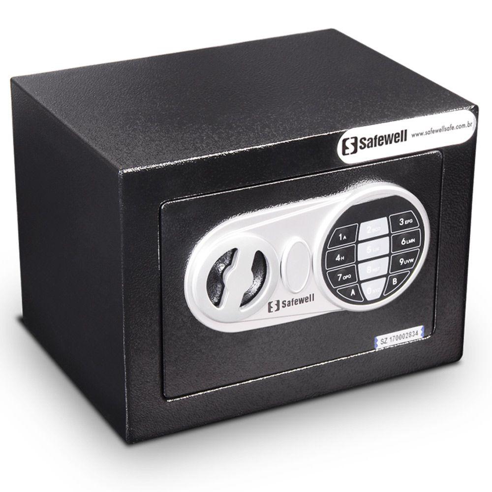 Cofre Eletrônico Safewell 17EF Cód Numérico