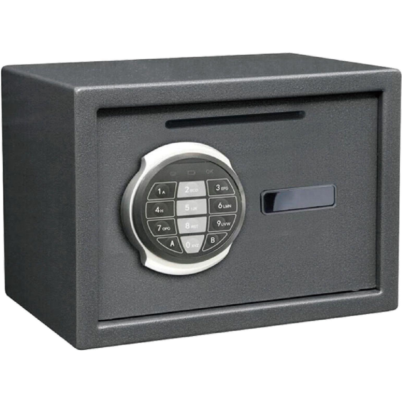 Cofre Eletrônico Safewell 25EL Boca de Lobo Cód Numérico