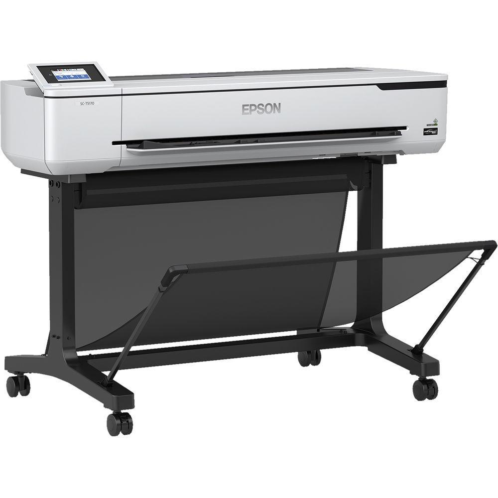 Plotter Epson T5170 Surecolor A0 p/ CAD e Engenharia