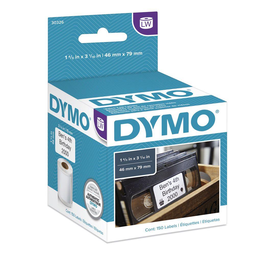 Etiqueta Dymo 30326 LabelWriter 46X79mm