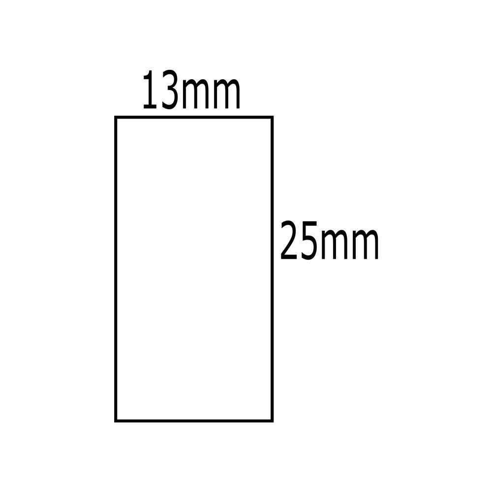 Etiqueta Dymo 30333 Labelwriter 13x25mm