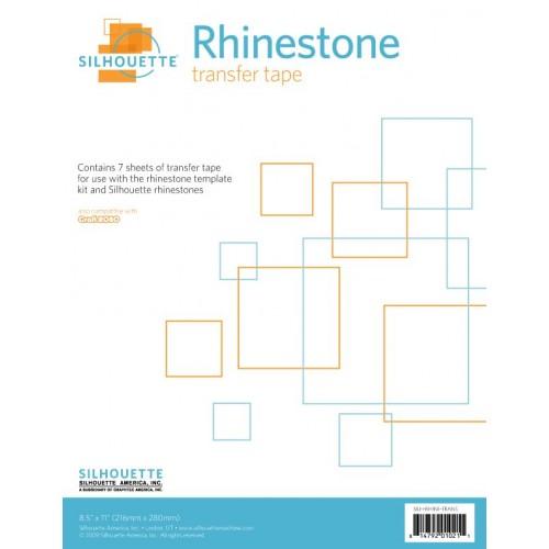 Folha de transferência para aplicação de pedras Rhinestone ? 7 Folhas